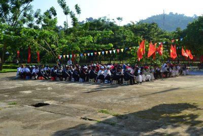 Lễ Khai giảng năm học 2017 – 2018