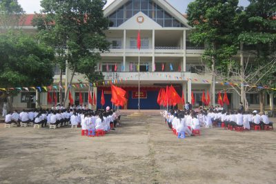 Bế giảng 2015-2016